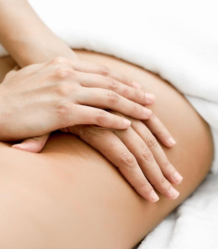 Lesiones de espalda